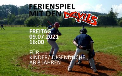 Ferienspiel Red Devils